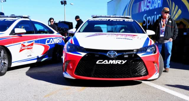 Watch and share Toyota Camry Sauter NASCAR GIFs on Gfycat