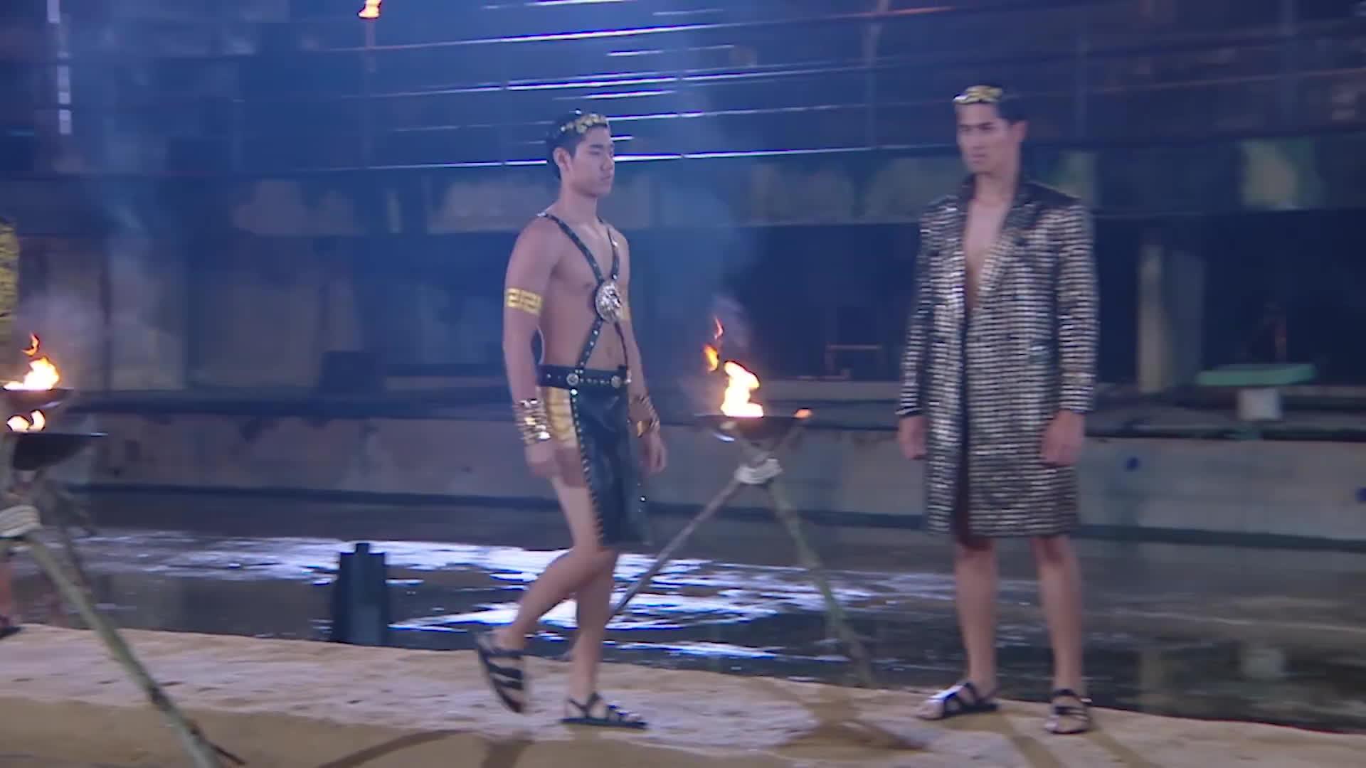 Định mệnh nào đã khiến 4 trai đẹp cùng bị loại chỉ trong một tập The Face Men Thailand?