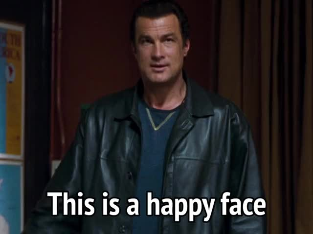Watch and share Steven Seagal GIFs and Exit Wounds GIFs by MikeyMo on Gfycat