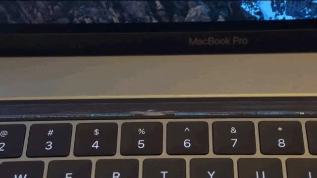 Watch and share Macbook Touchbar Doom GIFs on Gfycat