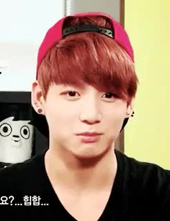 Watch and share Jung Kook GIFs and Bangtan GIFs on Gfycat