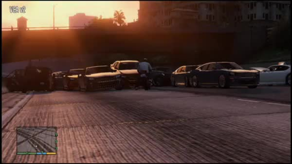 Watch [GTA 5] Anti gravity gun (reddit) GIF on Gfycat. Discover more GamePhysics, gamephysics GIFs on Gfycat