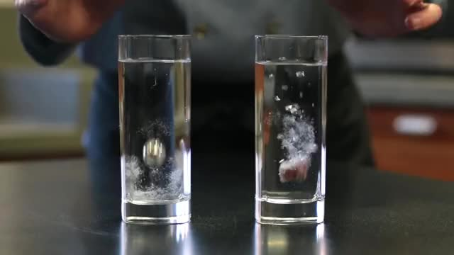 Watch Science: Love Seltzer, Champagne, or Soda? We Explain Carbonation & Bubbles in Fizzy Beverages GIF on Gfycat. Discover more America's Test Kitchen, Howto & Style GIFs on Gfycat