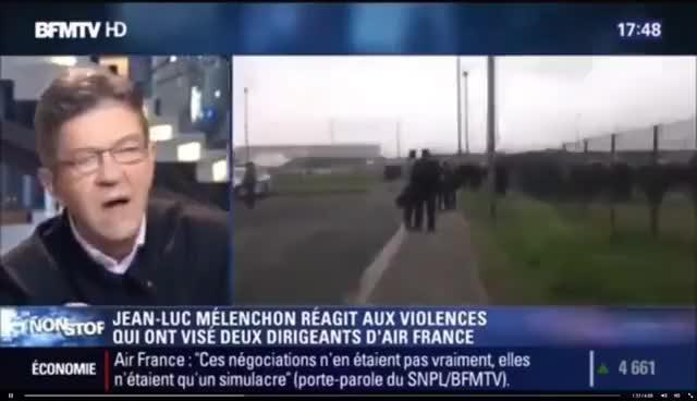 Watch and share [VEVO] Mélenchon - OKLM GIFs on Gfycat