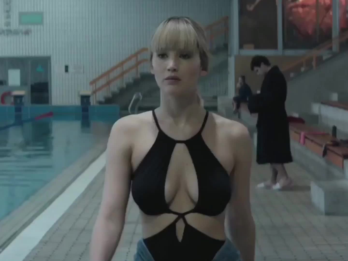 celebs, jennifer lawrence, swimsuit, Jennifer Lawrence CelebJihad.com GIFs