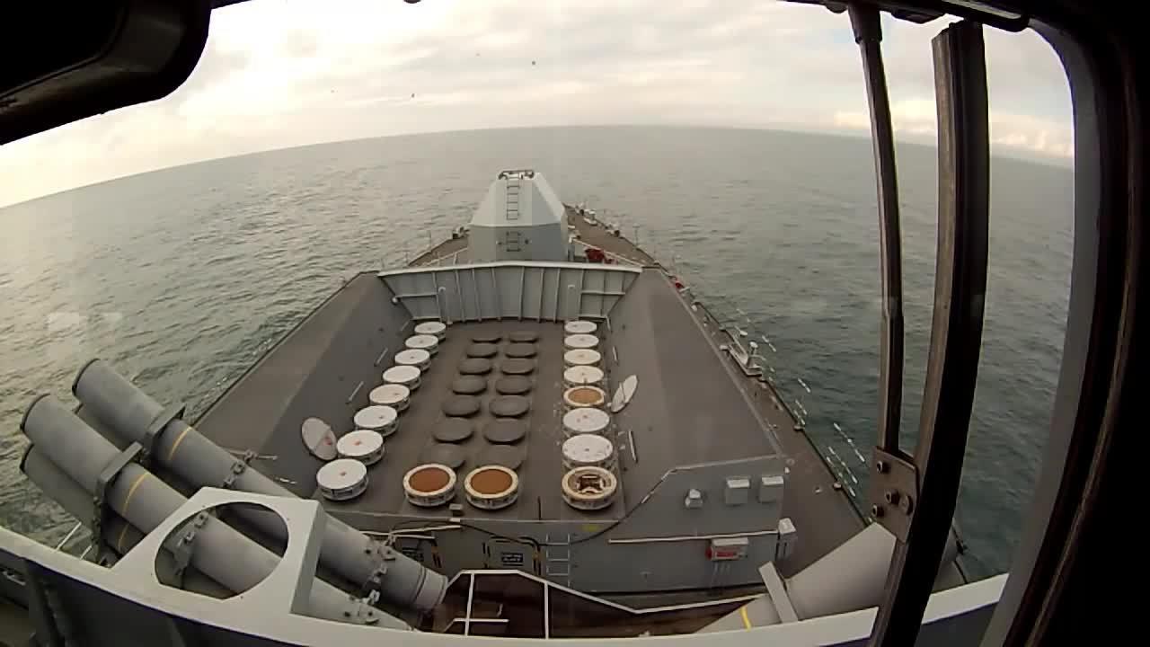 MissileGfys, missilegfys, Sea Wolf from HMS Richmond. (reddit) GIFs