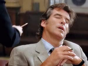 Watch and share Pierce Brosnan GIFs on Gfycat