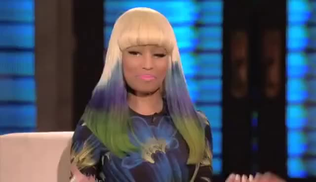 Watch and share Minaj GIFs and Nicki GIFs on Gfycat