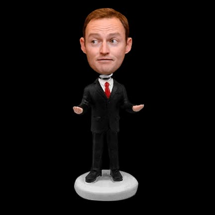 Watch bobble head animation muphy GIF on Gfycat. Discover more related GIFs on Gfycat
