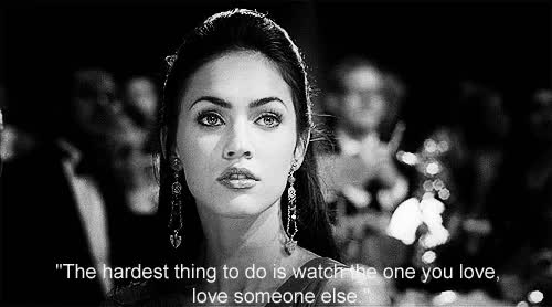 Watch and share Fake, Fox, Hard, Love, Megan, Megan Fox, People, Pretty, Quote, True GIFs on Gfycat