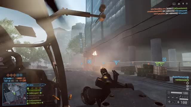 Watch and share Battlefield 4 Troll Kill GIFs by Cambo on Gfycat