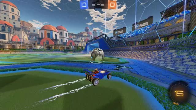 Watch and share Rocket League GIFs by lehfluffy on Gfycat
