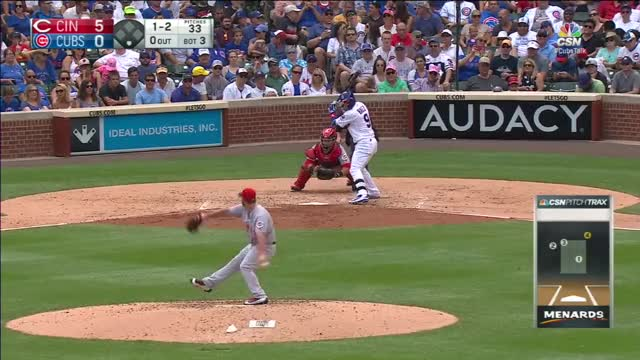 Watch and share Baez's Solo Home Run GIFs by emmabatch on Gfycat