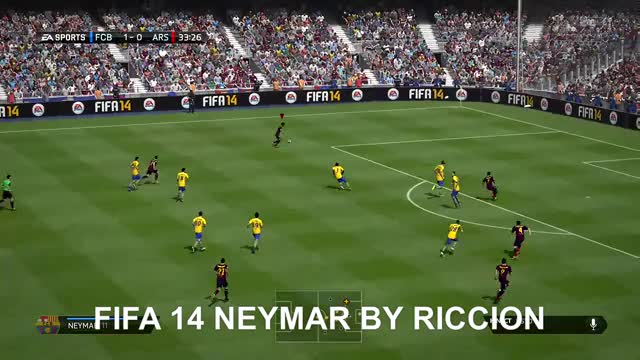 Watch this GIF by Xbox DVR (@xboxdvr) on Gfycat. Discover more FIFA14, Riccion, xbox, xbox dvr, xbox one GIFs on Gfycat