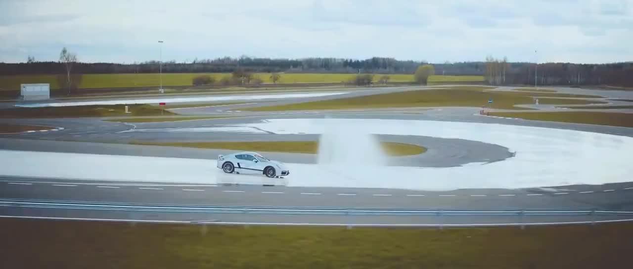 Porsche Driving Academy Lithuania GIFs