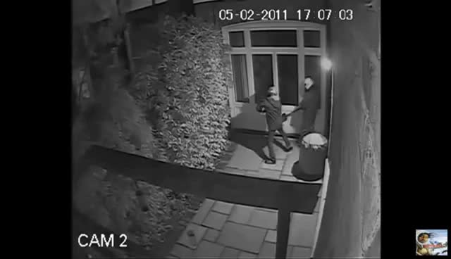 Watch and share Home Invasion Caught On Video Tape Compilation! GIFs on Gfycat