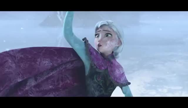 frozen, What If Disney Frozen Ended Like This   Frozen Alternate Ending Video   how Frozen should have ended GIFs