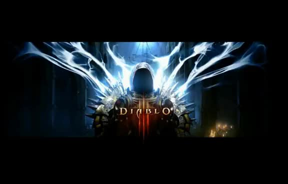 Watch and share Diablo 3 Dreamscene: Tyrael - Archangel Of The High Heavens GIFs on Gfycat