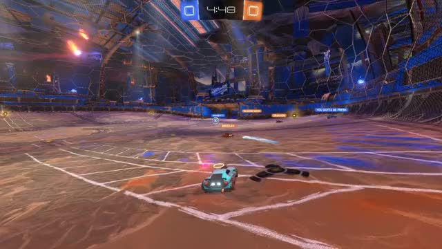 Watch Demolished GIF by @valkyrie117 on Gfycat. Discover more demo, rekt, rocket league GIFs on Gfycat