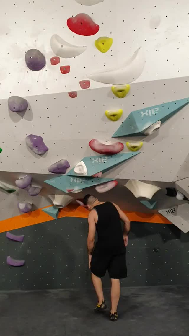 Watch and share Bouldering GIFs by Snarkyat2am  on Gfycat