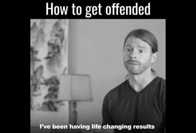 Watch this comedy GIF by Media Paradise (@entfanatic) on Gfycat. Discover more comedy, how to get offended, i'm offended, meme, memes, unilad GIFs on Gfycat