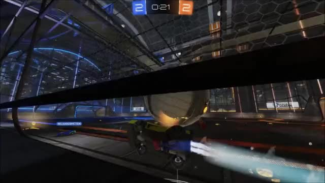 Watch 1vs3 dribble goal GIF on Gfycat. Discover more Rocket League, rocketleague GIFs on Gfycat