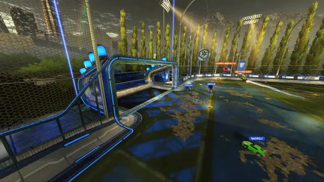 Watch and share Rocket League GIFs and Idiot GIFs by deontwerper on Gfycat