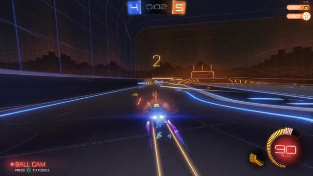 Watch and share Rocket League GIFs by aerialman on Gfycat