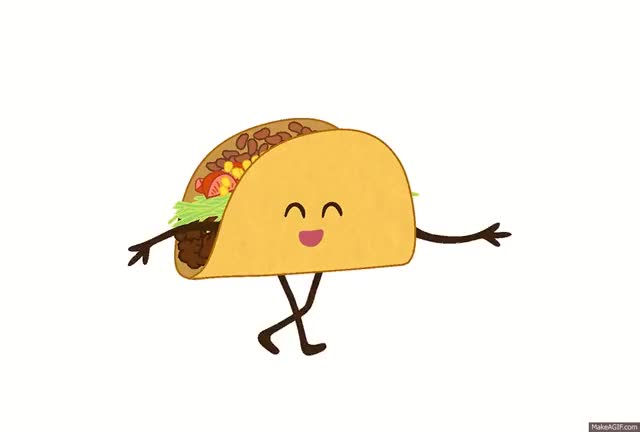 Watch Falling Taco GIF by Michael Wei (@routediscovered) on Gfycat. Discover more cinco, cincodemayo, mayo GIFs on Gfycat