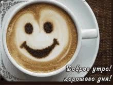 Watch and share Просыпайся Доброе Утро Хорошего Дня Завтрак GIFs on Gfycat