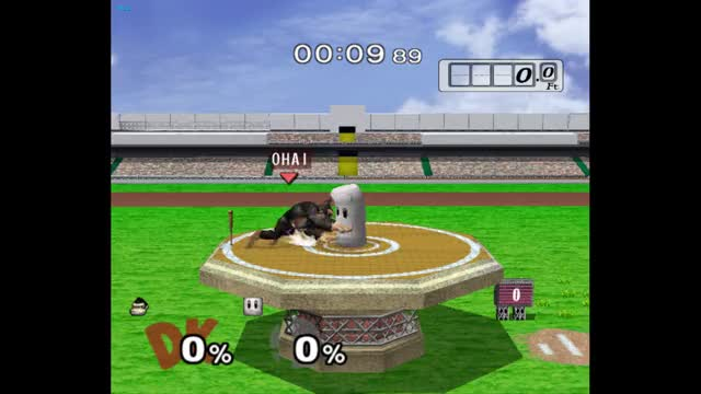 Watch and share Donkey Kong Cargo Throw Only HRC WR GIFs by ohaidere on Gfycat