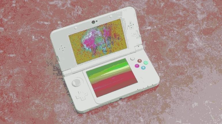vaporwaveart, COCAINEJESUS 3DS Edition GIFs