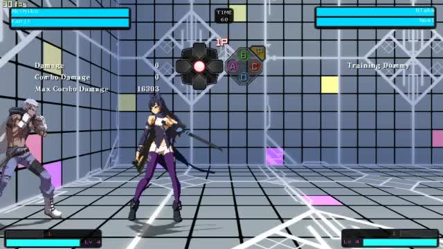 Watch and share Blazblue GIFs and Akihiko GIFs by lazybone95 on Gfycat