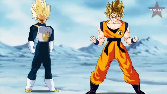 Watch and share Vegeta GIFs and Broly GIFs on Gfycat