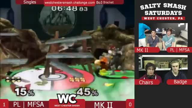 Watch and share Smashgifs GIFs and Melee GIFs by mfsa on Gfycat