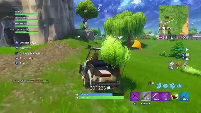 Watch and share Keanu Reefed GIFs and Fortnitebr GIFs by Gamer DVR on Gfycat