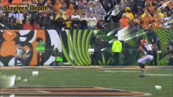 Watch and share Bengals-challenge GIFs on Gfycat