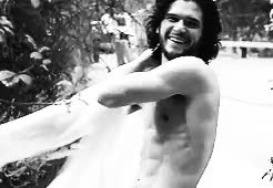Watch and share Kit Harington GIFs and Celebrity GIFs on Gfycat