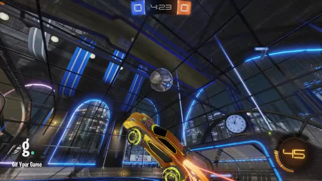 Watch Goal 1: Maxwell GIF by Gif Your Game (@gifyourgame) on Gfycat. Discover more Gif Your Game, GifYourGame, Goal, Maxwell, Rocket League, RocketLeague GIFs on Gfycat