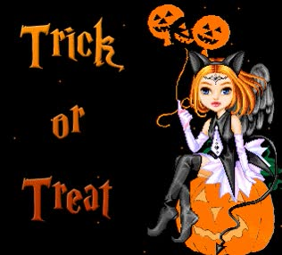 Watch and share Trick Or Treat GIFs and Halloween GIFs on Gfycat