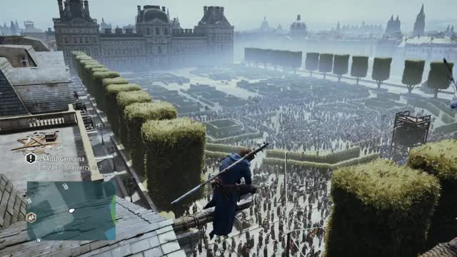 Watch and share Assassin's Creed Unity 2019.04.24 - 12.55.34.03 GIFs on Gfycat