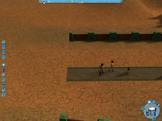 rct, Slow choppy camera panning in RCT3 even with high frame rate. Does anyone have a solution? (reddit) GIFs