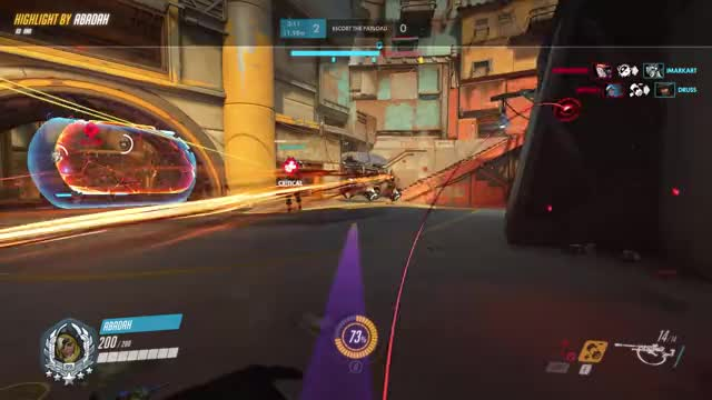 Watch and share Highlight GIFs and Overwatch GIFs by Kit on Gfycat