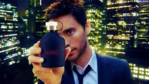 Watch and share Gif, Hot, Hugo Boss, Jared Leto, Male, Sexy GIFs on Gfycat