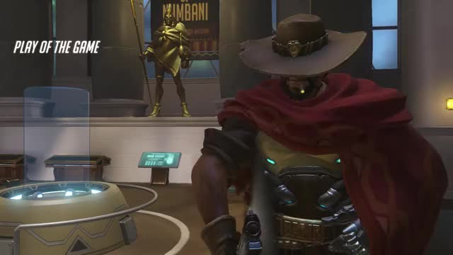 Watch and share Overwatch GIFs and Mccree GIFs by fidel_ow on Gfycat