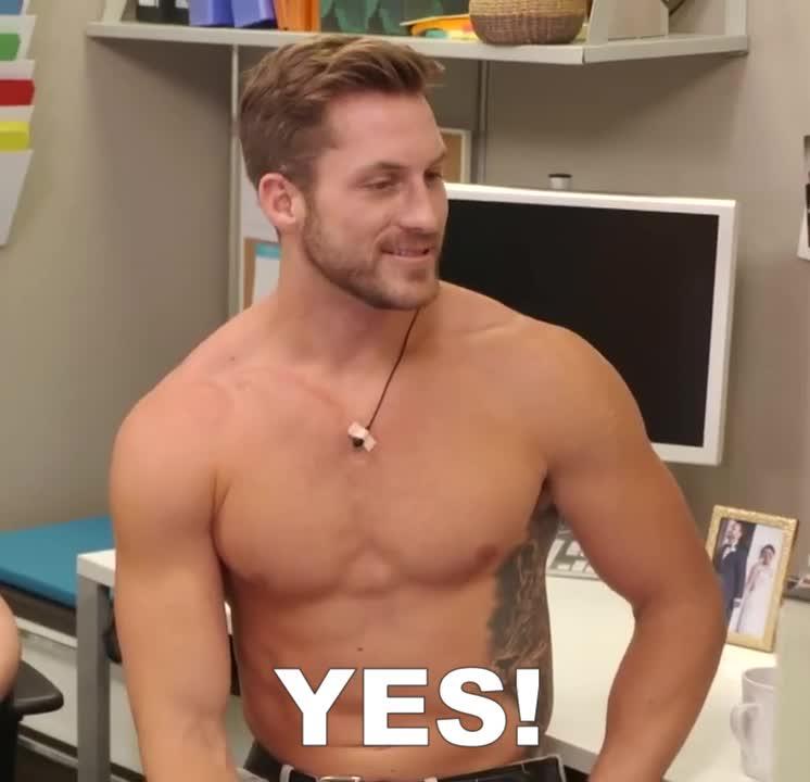 Bachelorette, Chase McNary, YES! GIFs