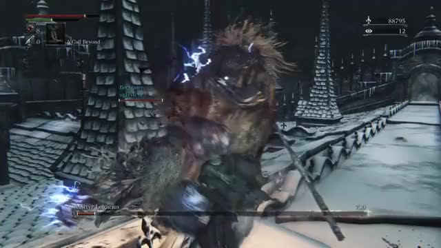 Watch and share Playstation 4 GIFs and Bloodborne GIFs on Gfycat