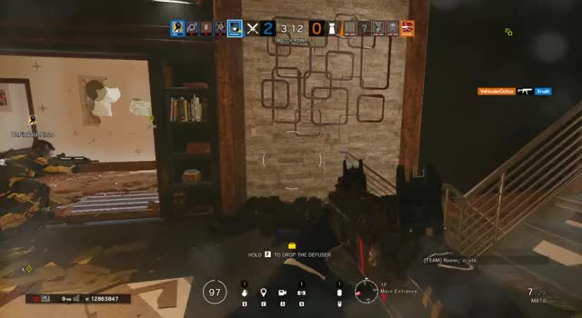 Watch and share Siege Apparently Im Hacking GIFs by leg on Gfycat