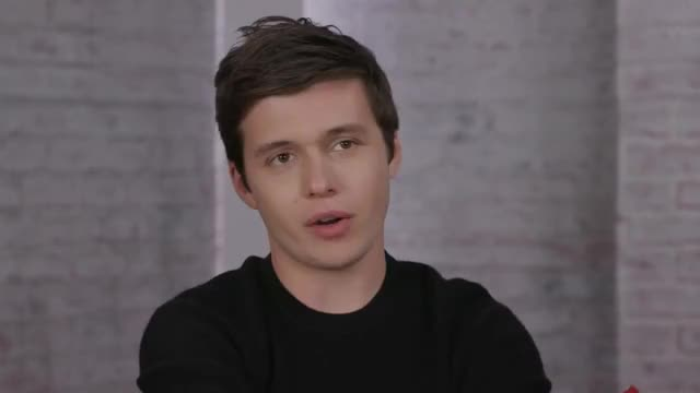 Watch and share Nick Robinson GIFs and Mainstream GIFs on Gfycat