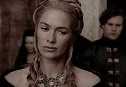 Watch and share I Love Lannisters GIFs and Queen Of My Heart GIFs on Gfycat